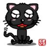 キャラ 黒猫さん 紹介