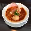 麺屋満開「味玉のせ痺辛味噌」