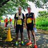 猛暑のよこはま月例マラソン。