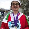 GO!GO!東京マラソン de サンタクロース走る