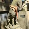 元の地に還りたいと夢枕に立った 三浦の原稲荷神社(三浦市)