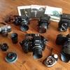 Nikon F4にフィルムを装填して写欲を刺激
