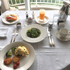 ヒルトン東京お台場に泊まって優雅な朝食を食べてみた - 3 ルームサービスの朝食