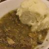 山奥ニート、アフリカ料理を食べる