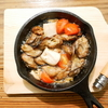 【超簡単】缶詰を使って「牡蠣のアヒージョ」を作ってみた。