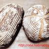 最強力粉のカンパーニュ・パンの保存
