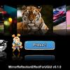 【Unity】uGUI のオブジェクトを反射して表示できる「MirrorReflectionEffectForUGUI」紹介