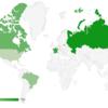 Google Chart ToolsのGeochartで都道府県マップを作る