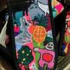 芸術は爆発だ!!!サリナスのへたうま刺繍