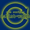 npm scripts で eslint-watch を実行するには npx が必要だった