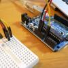 arduinoで遊ぶ。そして、温度センサ+twitter4jでついったーボット作成