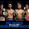 世界を獲りまくる日本人軽量級/ボクシング感想(京口VSアルグメド、田口VSバレラ)