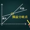 損益分岐点分析(3)