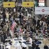 香港デモ隊への謝罪