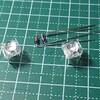 自作LEDテールライトユニットVer.2 ナンバー照射用白色LEDユニットの製作・その1