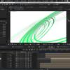 【レイヤーの[サイズ]と[線幅]だけ!】AfterEffects MotionGraphics【シェイプレイヤーで波紋をつくる】