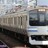 《JR東日本》【写真館431】まもなく新時代へ、これまで活躍してきたE217系全編成記録に挑む