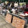 吉野公園フリーマーケット出店