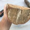薪の強制乾燥を本気で検証する【1】