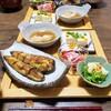 だしまろ酢のピクルスと米ナスで作るステーキ定食!
