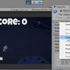 【Unity】エディタ再生中に変更したパラメータはコンポーネントをコピーして再生終了後に貼り付けることで復元できる