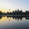 カンボジア -アンコールワット遺跡群は広すぎたー