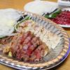 坂之上地どり店で地鶏のお刺身&お酒のつまみを♪@鹿児島市坂之上