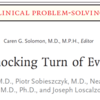 Clinical problem solving  A Shocking Turn of Events