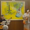 ♪とても素敵なご夫婦による歌&ギター♪