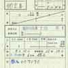 東武鉄道  出札補充券 4