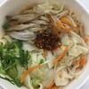 ビャンビャン麺 西安風 うま辛香油麺 398円 at セブン-イレブン_池袋北口平和通り店