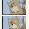 チベットスナギツネの砂岡さん「悩み方」