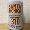 アメリカ SANTA MONICA BREW WORKS 310 CALIFORNIA BLONDE ALE