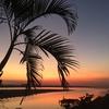 メコン川に沈む美しずぎる夕陽 ビエンチャン