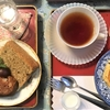 10月23日(火)のランチ膳&手作りケーキメニューです。