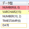 【SQL基礎】 ALTER TABLE MODIFYを使って列の変更  <ORACLEデータベース>