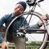 嫁の折りたたみ自転車を勝手に改造してやった!