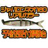 【イマカツ】大物キラーベイト「ジャバロンネオ160 リアルカラー」通販予約受付開始!