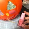 【100円ショップ】ハロウィンを楽しませてくれる宝庫100円ショップ!オリジナルのかぼちゃバケツをつくってみた