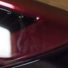 トヨタC-HR 左側LEDヘッドライトの水滴跡が凄いことになってきた