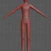 blenderでMMDモデルを作ろう|第1回:造形