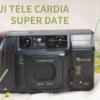 FUJI TELE CARDIA SUPER DATEの使い方♪