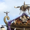 神輿は本来担ぐものではなかった?安房神社の神輿から見る神輿の変遷。