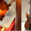 質屋で50ドルで買い入れた'バイオリン'、知ってみると、'25万ドル'?