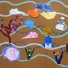 【1歳3歳育児】7月の壁面制作【家庭学習】