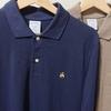 長袖はお嫌いですか?ブルックスブラザーズのロングスリーブポロシャツ