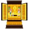 仏壇の水が夜な夜な減っていく怪現象…その衝撃の理由が明らかに…!!!!!