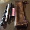 台湾出張に持ってきた筆記用具