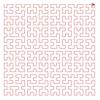 Python の Turtle でヒルベルト曲線