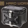 HARD WORX(ハードワーク)アルミ製トップケースが3万円?